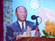 柬埔寨纪念柬埔寨民族团结救国阵线成立39周年