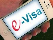 越南试行签发电子签证的外国名单增加6国