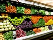 2017年前11月越南蔬果出口额增长43.2%