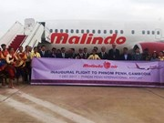 马来西亚开通吉隆坡至柬埔寨金边直达航线