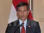 新加坡外长:东南亚地区优先反恐