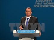 英国重申促进英越贸易合作的承诺