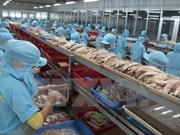 2017年越南水产品出口额提前一月达到既定计划目标