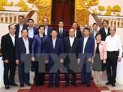 阮春福总理:在城市建设过程中切实维护沙巴民族传统文化