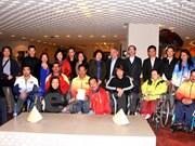 2017年世界残奥游泳锦标赛和举重锦标赛:越南体育代表团再夺得两枚银牌