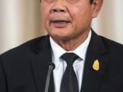 泰国总理对该国国家安全深表担忧