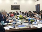 向外境外合作伙伴介绍永隆省的潜力与优势