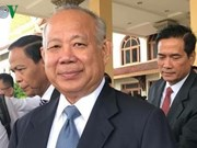 柬奉辛比克党议员尤霍格当选国会第一副主席