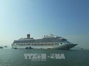 越南广宁省与中国福建省海上邮轮旅游航线正式开通