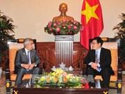 卡塔尔外交部国务秘书穆赖基对越南进行正式访问