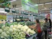 越南绿色农产品面临进超市难题