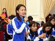 1000名青年与各部门领导举行对话:创新创业是青年关注的问题