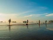 前江省采取措施 把新城海滩旅游区潜力发挥出来