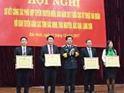 2017年海岛宣传配合工作总结会议在北宁省举行
