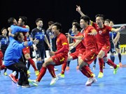 五人制亚洲杯抽签:越南、巴林、马来西亚、中华台北队同组