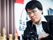2017年智英赛国象快棋赛:黎光镰获得季军