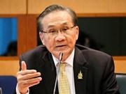 泰国欢迎欧盟恢复与该国的全面政治接触