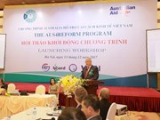 澳大利亚继续协助越南提高经济效益和竞争力
