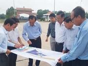隆安省将口岸经济区建设成为重点经济区