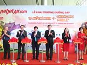 越捷航空公司开通胡志明市至泰国普吉岛和清迈两条新航线