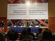 越南建设坚固和高质量的会计和审计系统
