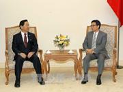 韩国政府将继续鼓励韩国企业投入越南
