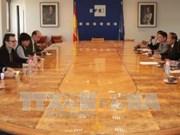 越通社与欧洲各伙伴加强合作关系