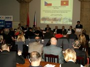 越南与捷克贸易投资促进研讨会在捷克举行