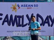 东盟家庭日活动在柬埔寨热闹举行