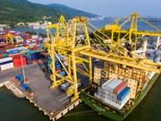 岘港港口货物吞吐量达770万吨