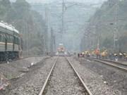 中国面向东南亚主通道广西防城港至东兴铁路开工建设