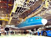 越航与伙伴合作培训飞机保修工程师