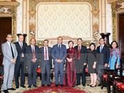 胡志明市与摩洛哥加强合作关系