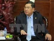 范家足被任命为中央内政部副部长