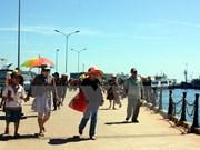 坚江省力争至2020年接待国际游客70万人次