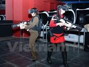 虚拟现实体验馆亮相越南