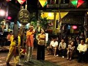 越南富寿省春曲及中部民间牌追艺术被列入联合国《人类非物质文化遗产代表作名录》是名至实归的