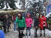 2017年沙巴冬日节:探索沙巴雪花