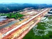 推进实施广宁省云屯国际航空港规划