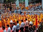 越南一向尊重和保障公民信仰宗教自由权