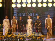 2017年大叻花卉节:观丝绸赏美酒