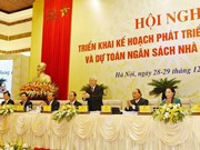 阮富仲总书记出席政府与全国各地政府视频会议