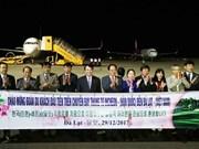 从韩国至越南大叻直达航线试点开通