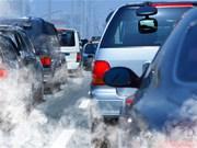 努力减少交通运输中温室气体排放量