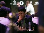 2018年1月国际棋联最新排名:黎光廉位居世界第23
