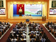从多行业和多维角度上推动越南旅游业可持续发展