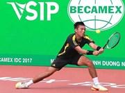 越南网球一哥李黄南位列世界第498位