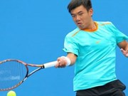 2017年香港男网F6未来赛:李黄南击败3号种子昂首挺进半决赛
