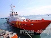 海上遇险的6名船员成功获救