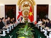 第六次越英战略对话在河内举行